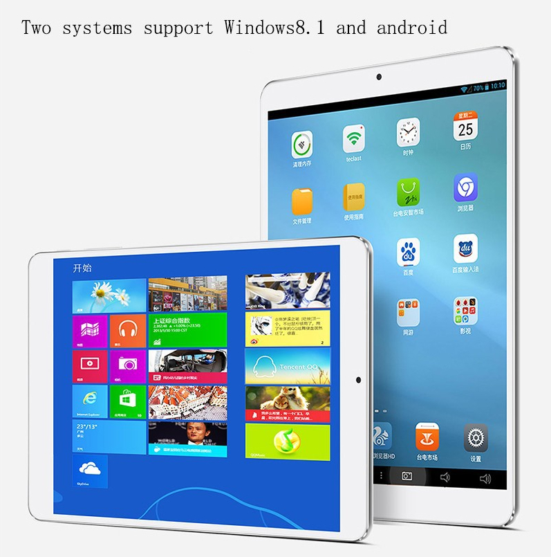 Original 9 7 Teclast X98 Air 3G Intel Bay Trail T Quad Core Tablet PC 32G