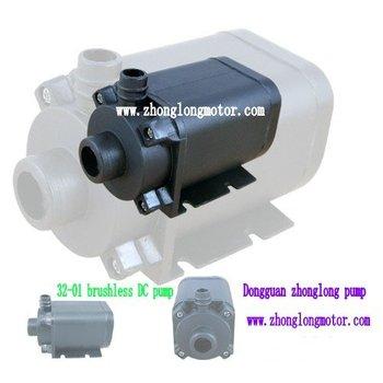 32-01 mini  brushless dc solar water pump