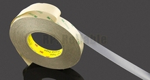 Buy 1x New 10mm*55M*0.13mm 3M 9495MP 200MP Adhesive Clear PET Double Sided Sticky Tape LED Strip, Waterproof, Hi-Temp Resist for $15.01 in AliExpress store