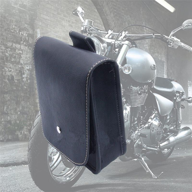 👉 Universele motorfiets zadeltassen Tool Side zadeltassen