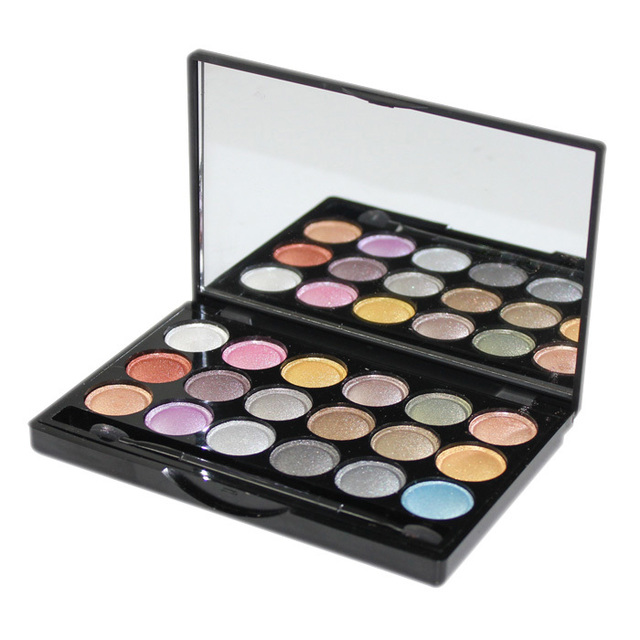 18 warm colors eye shadow Makeup Palette Eyeshadow Free Shipping