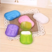(Mix Min order $10) Portable toilet soap flower(China (Mainland))
