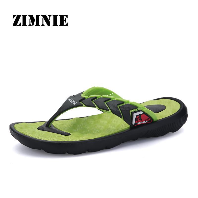 Fashion Mens Flip Flops Sandals Rubber Casual Men Shoes Summer Style Cool Beach Slippers Sapatos Hembre sapatenis masculino