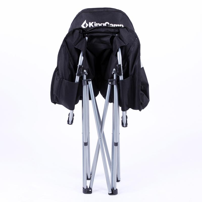 KingCamp Deluxe Moon Fishing Chair/Beach Chair – Foldable