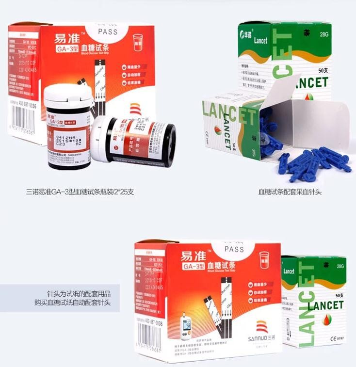 Содержание глюкозы в крови из Китая