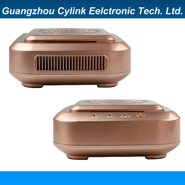 Cylink - 2015 car ozone anion air purifier with real 15 million anion and Ozone for sterilization, deodorization, air cleaner(China (Mainland))
