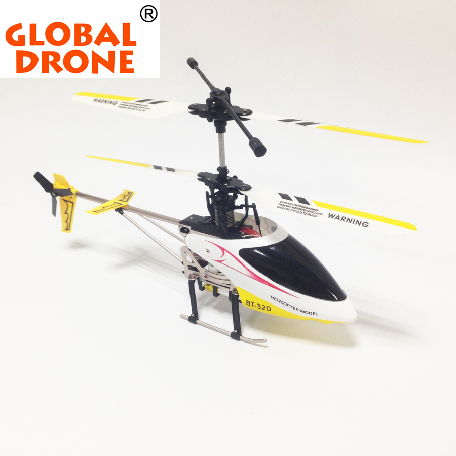 BT320A Built-in Gyroscope RC Helicopter 2016 Newest Copter With LED BT-320A Remote Control RC Toys Flying Toys Phantom Drones(China (Mainland))