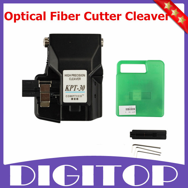 Automatic Optical Fiber Cutter Cleaver 16 Cut Point High Precision Cutting Tools - DIGITOP Online Supplier store