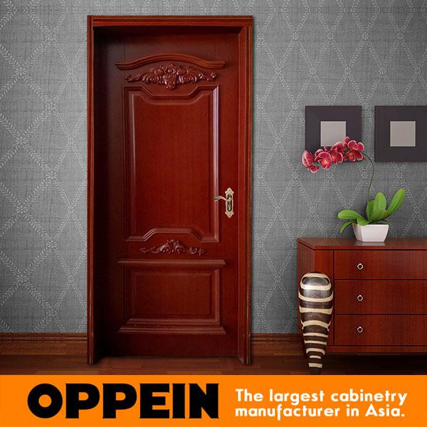 2015 Guangzhou Canton Fair Modern Solid Wooden Interior Doors(China (Mainland))