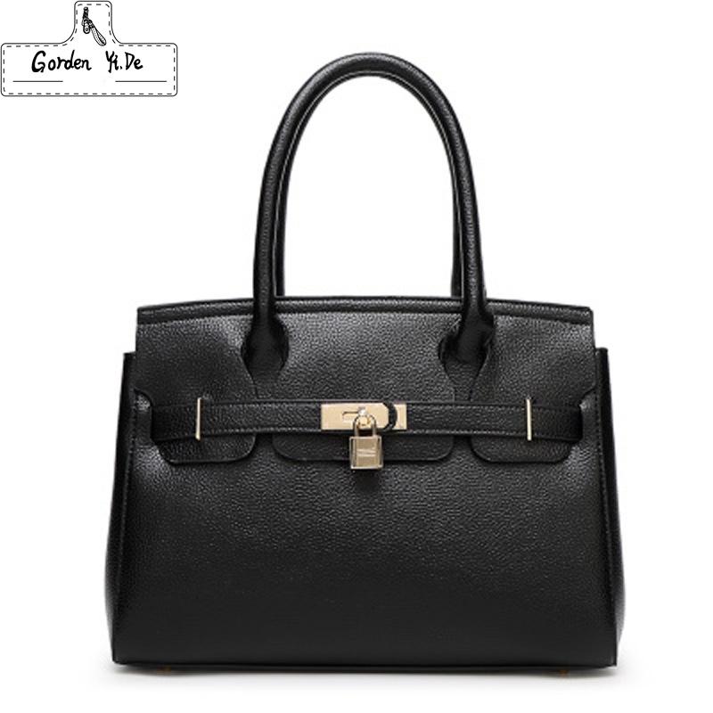 Hot fashion classic design locks platinum package candy color elegant lady women's handbag shoulder bag messenger bag 3 colors(China (Mainland))