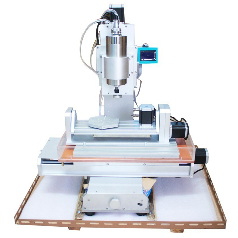 New arrival 5 axis 1500W cnc wood carving machine,Table Column Type hobby cnc machines,Precision Ball Screw cnc router