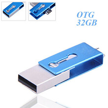 New Arrival Design mirco OTG USB flash drive 32GB for Android Smartphone pen drive usb stick memory drive