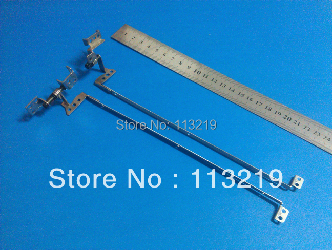 Genuine wholesale Price For Lenovo G470 G475 Notebook Lcd Screen Hinges Kit 100% New (10 pairs/Lot)(China (Mainland))