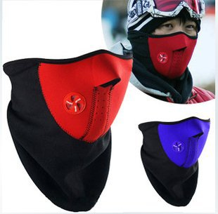Outdoor Cycling mask windproof Cool ride bike mask winter Warm Dust Proof anti fog half face CS mask motorcycle ski sport mask(China (Mainland))