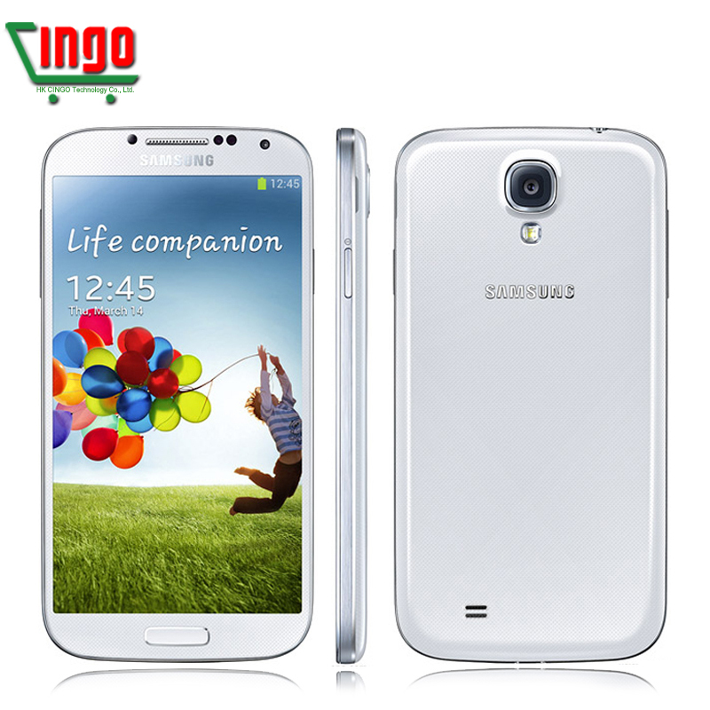 "Original Samsung Galaxy S4 Mobile Phone 13MP Camera 2GB RAM 16GB ROM 5.0"" inch 1920X1080 Cell Phone Free shipping(China (Mainland))"
