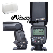 Yongnuo YN600EX-RT YN600EX RT Wireless Flash Speedlite Radio TTL HSS 1/8000 For Canon Camera + Free Diffuser(Hong Kong)