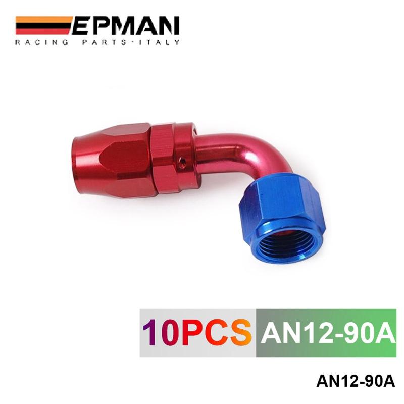 Здесь можно купить  Tansky - Oil cooler hose fitting  AN12-90A  Автомобили и Мотоциклы