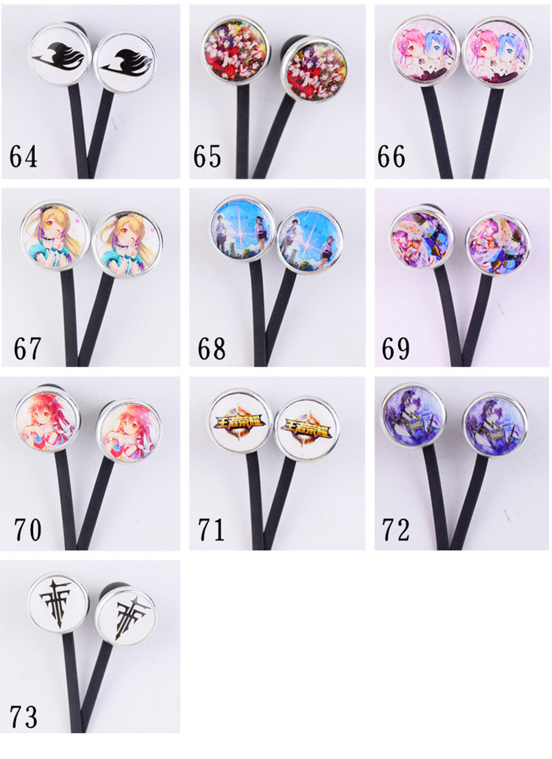 MLLSE Anime Sword Art Online Bluetooth Headphones Wireless Earphones Sport Headset Bluetooth Earphone Stereo Earbuds for Phone