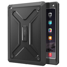 For IPAD AIR 2 Case Cover Rugged Hybrid Armor Protective Shell Skin for iPAD AIR 2 2nd II Case POETIC Revolution case for ipad 6(China (Mainland))