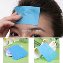100pcs Tissue Papers Powerful Makeup Cleaning Oil Absorbing Face Paper Absorb Blotting Facial Cleaner Face Tools Wholesale(China (Mainland))
