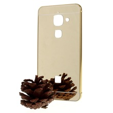 LeEco Le Max 2 Hard Cover Shell Sliding Metal Frame Acrylic Back Mobile Phone Bag Case - Hot Selling Tvcmall online1 Store store