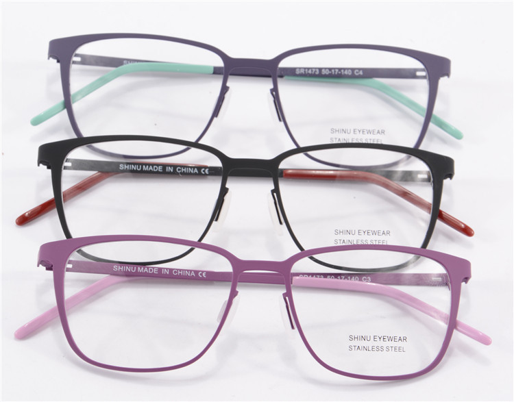 High End Rubber Paint Glasses Prescription Eyewear Optical ...