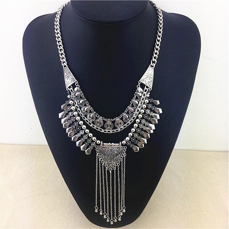 Long Fashion Necklaces