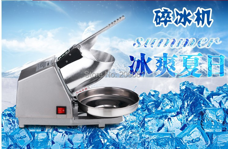 Professional Semi Automatic ice crusher/Ice shaver/ Ice Crusher,with high quality and competitive price,factory directly sale(China (Mainland))