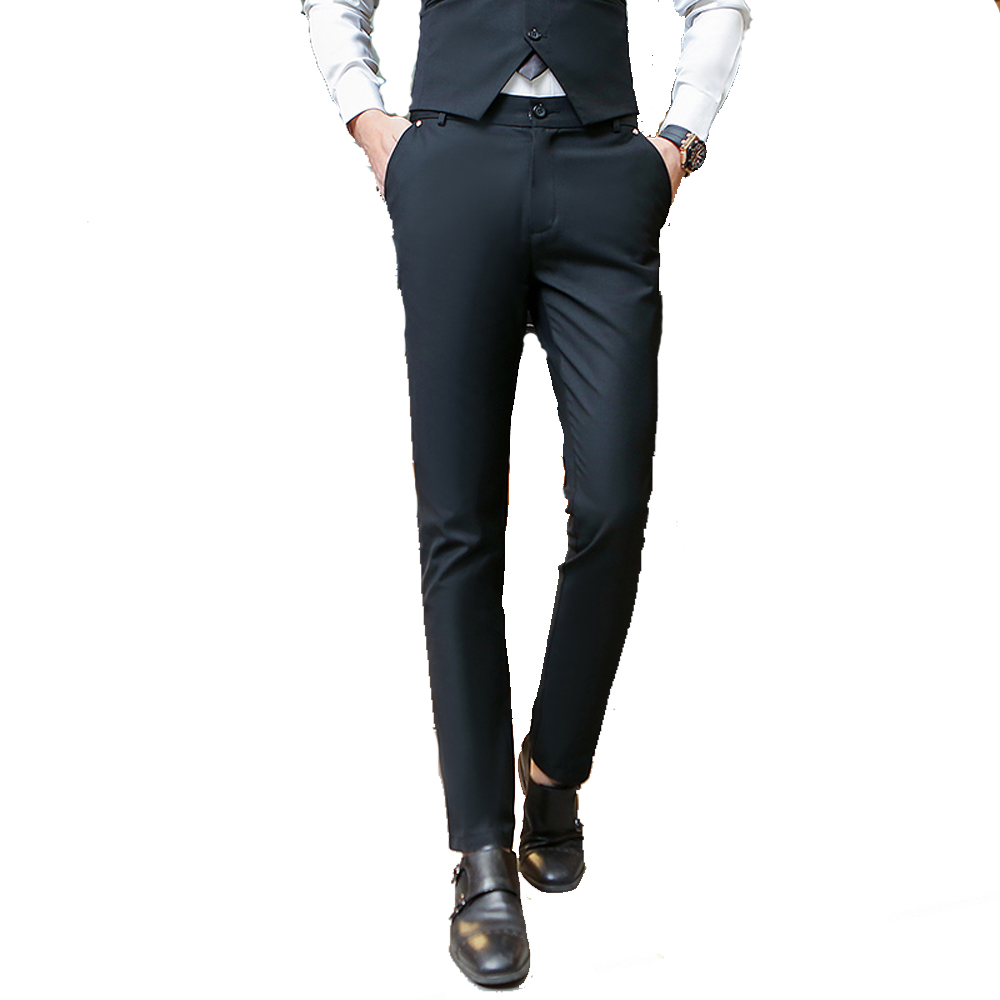 popular fitted dress pants menbuy cheap fitted dress