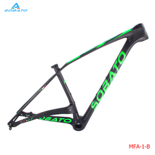 Buy 2017 T800 carbon mtb frame 29er plus mtb carbon frame 29 carbon mountain bike frame 148*12 mm bicycle frame free for $499.00 in AliExpress store