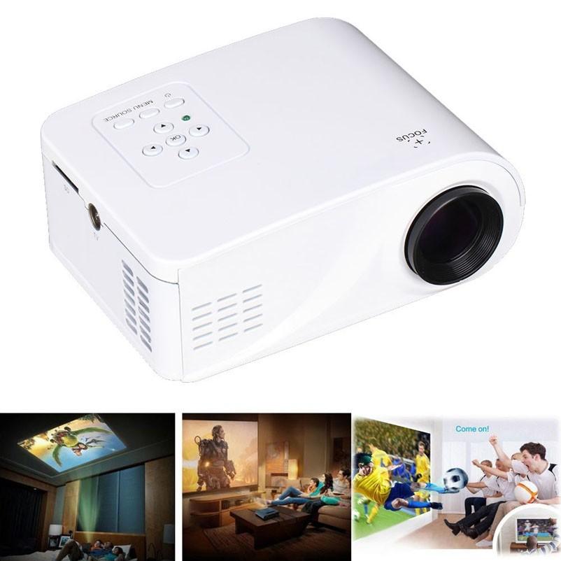 2016 mini projector 80 lumens 1080p full hd led projector for 2016 best mini projector