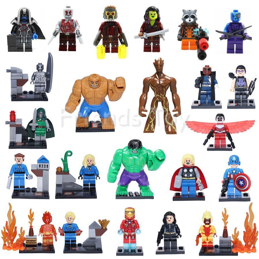 avengers assemble heroes list
