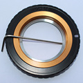 New Arrival Adjustable for M42 to E O S Lens Adapter for M42 Lens to Canon