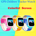 2016 Colorful GPS Q60 Smart Watch Wristwatch SOS Call Location Finder Locator Device Tracker for Kid