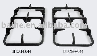 Cast Iron Pan Supprot for gas stoves and ovens