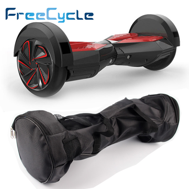 New 2 Wheel Electric Scooters Self Balancing Scooters Skateboards With Low Battery Protector Bluetooth Speaker Free Portable Bag<br><br>Aliexpress