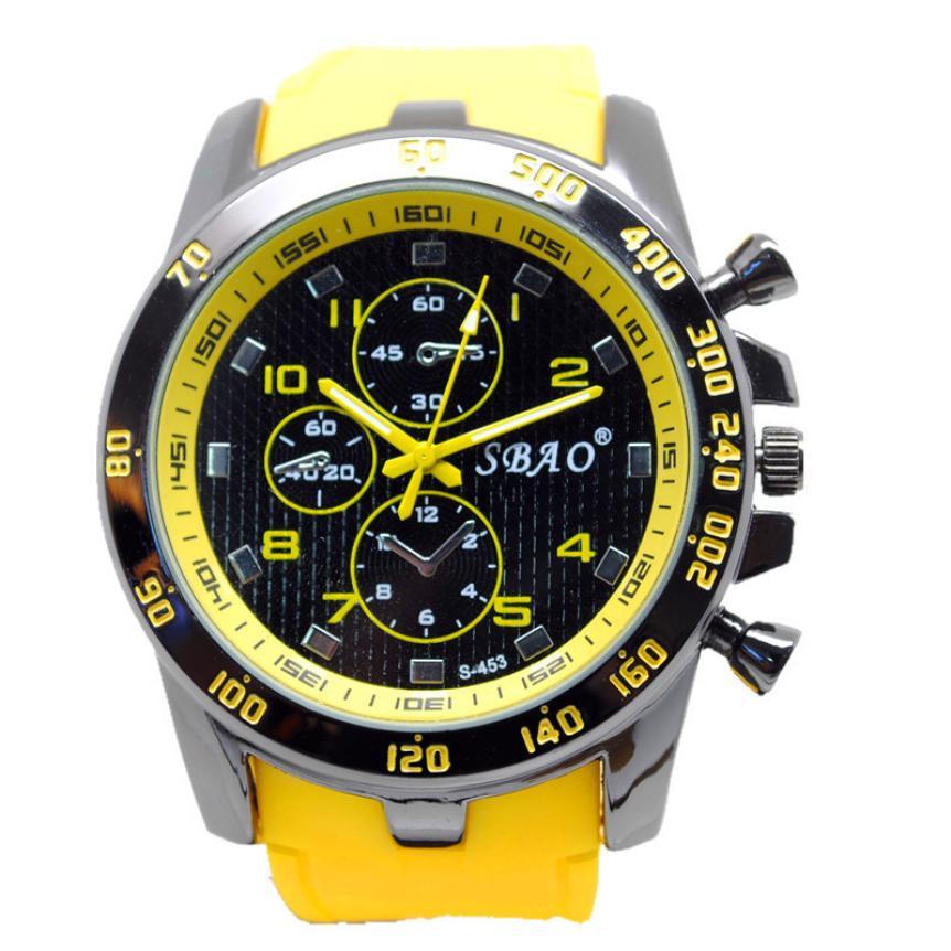 Гаджет  Essential Fashion New 2015 Stainless Steel Luxury Sport Analog Quartz Modern Men Gift Wrist Watches Bangle Bracelet Relojes None Часы