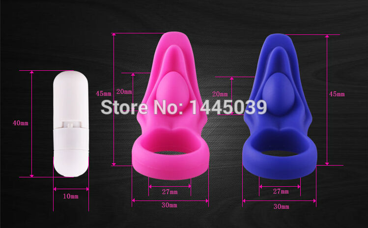 Vibrating Ring Penis Ring Vibrator Cock Ring Sex Products Adult Sex Toys for Men Penis Sleeve