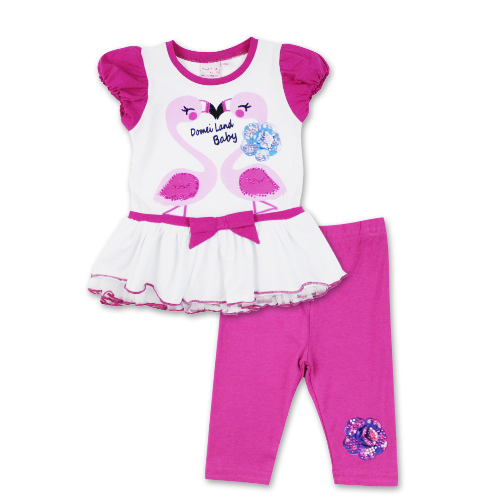 2016 fashion summer boutique outfits for brand baby girls for Boutique tops