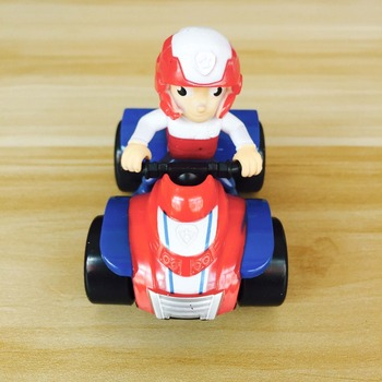 Ryder Vehicle Car In Stock Russian Kid Toy Puppy Patrol Patrulla Canina Toys Spain Patrol Canine