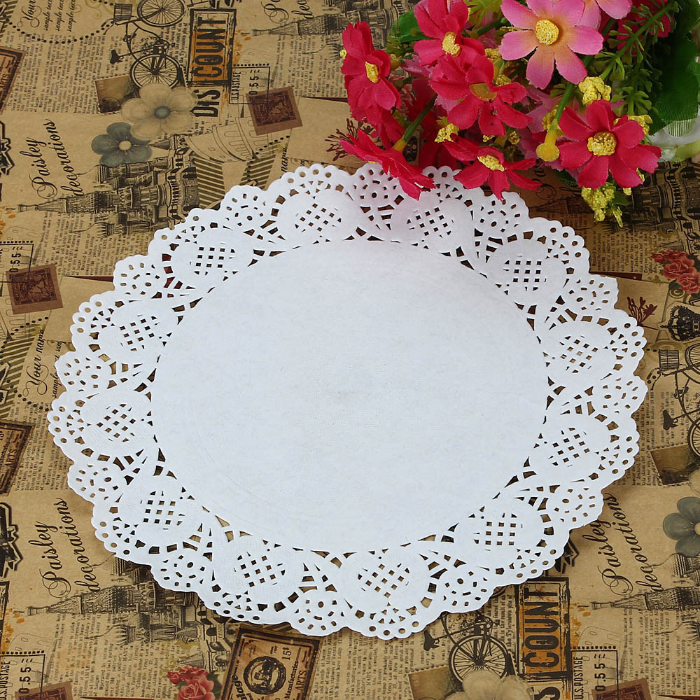 2018 wholesale 165cm65inch lace paper doiliesdoyley mat craft 150pcs 65inch napkin hollow lace paper mat crafts paper decorationwithout retail package jeuxipadfo Image collections