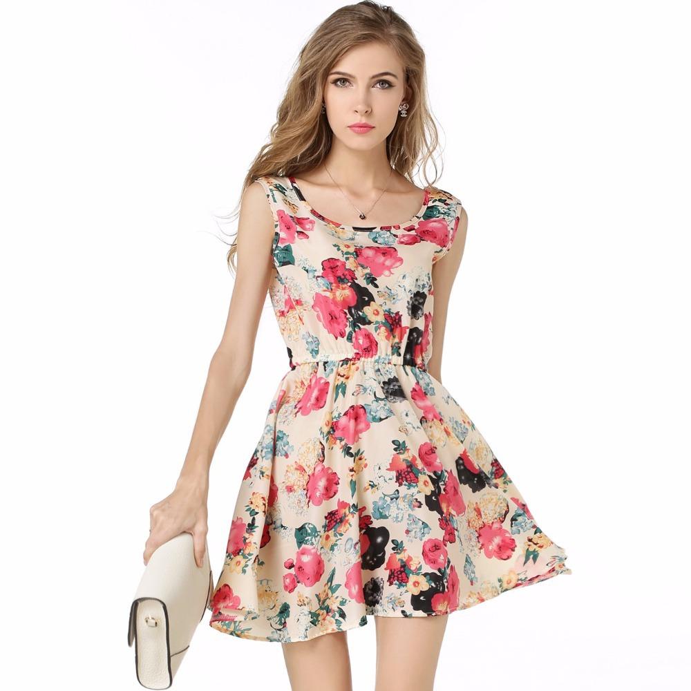 Brand-Fashion-Women-Dress-Plus-Size-Desigual-Casual ...