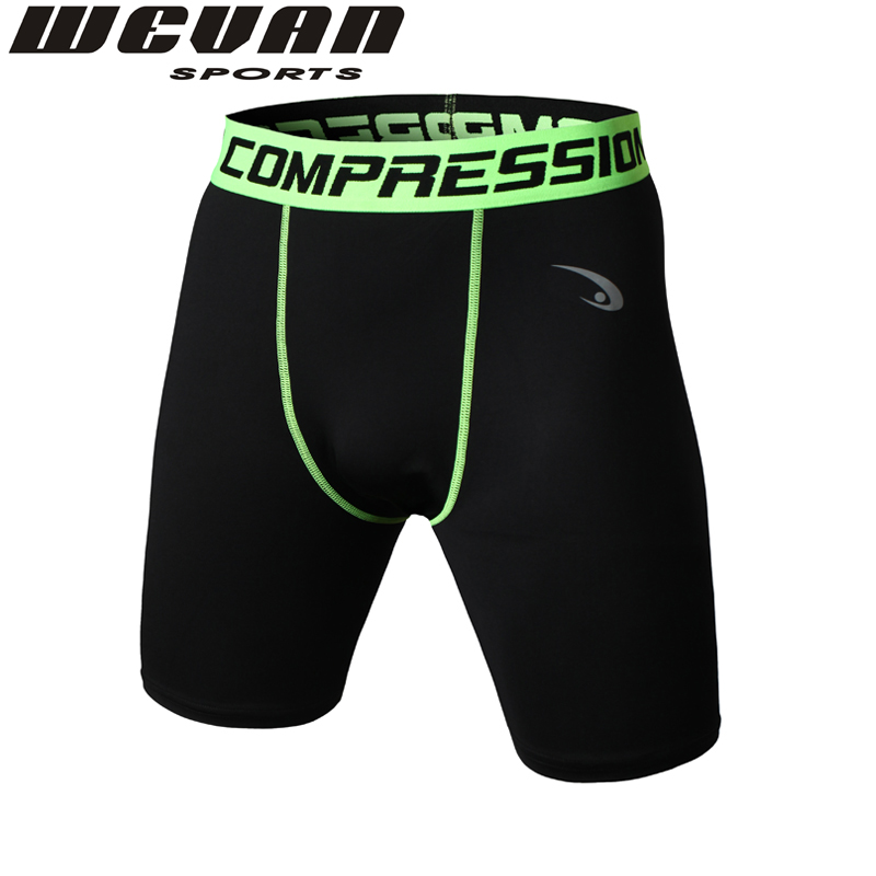 Newest Compression Tights Shorts Men Spandex Quick Dry Training Running Basketball Shorts Casual Sports Wear(China (Mainland))