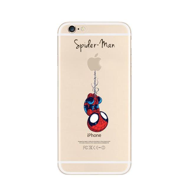 Superhero cases for iPhone 6/6s