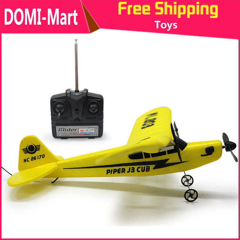 Radio remote control plane toys glider RC airplane aviao de controle with avion rc aircraft model toys Kids Child Toys(China (Mainland))