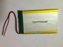 505080 — 2200 мАч 3.7 В аккумулятор полимерный аккумулятор встроенный планшет аккумулятор мобильного электростанции
