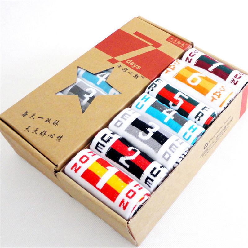 semaine jour chaussettes promotion achetez des semaine jour chaussettes promotionnels sur. Black Bedroom Furniture Sets. Home Design Ideas