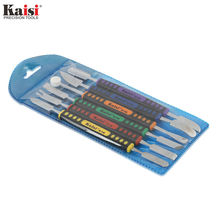 Buy Kaisi 6pcs Dual Ends Metal Spudger Set iPhone iPad Tablet Mobile Phone Prying Opening Repair Tool Kit Hand Tool Sets for $6.98 in AliExpress store