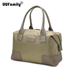 UU Family 2016 Travel Bag Weekend Bag Large Capacity Overnight Bags Men Waterproof Luggage Bag Women Oxford Duffel Travel Tote(China (Mainland))