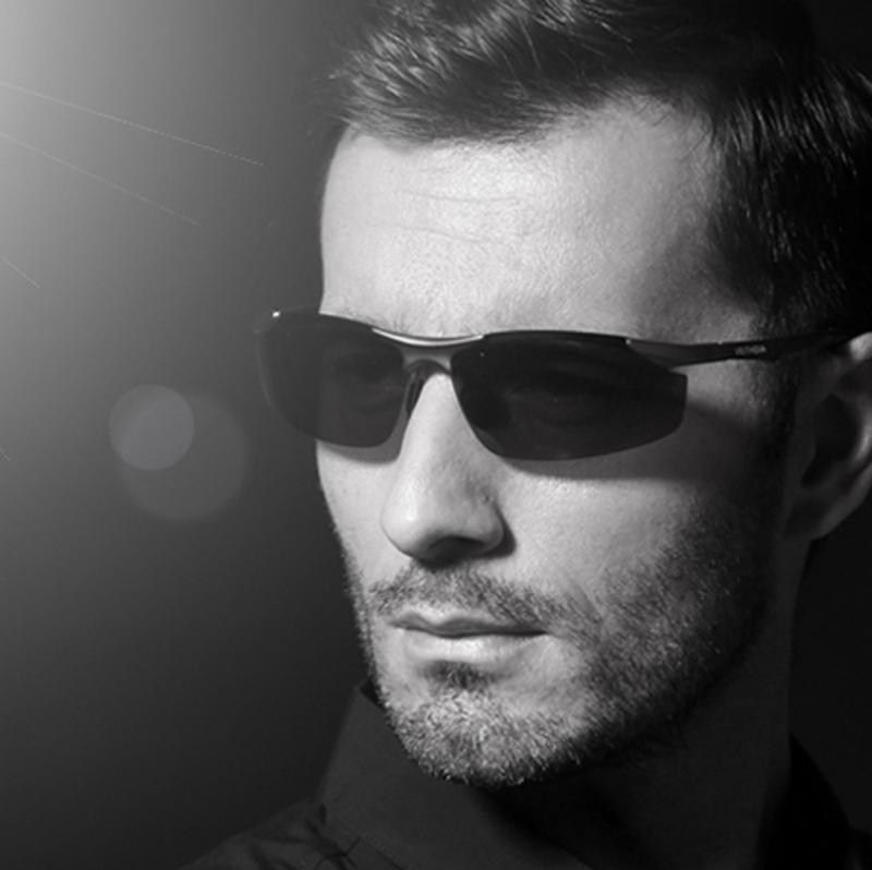 VEITHDIA Brand Aluminum Polarized Sunglasses Men Sports Sun Glasses Driving Mirror Goggle Eyewear Male Accessories 6529
